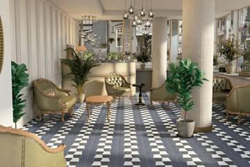 Tiles for Hospitality