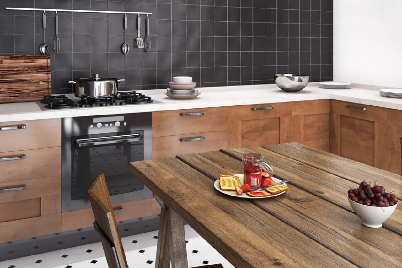 azulejos cocinas rústicas