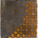 antic-13x13-dec-drops-metal-oro-2
