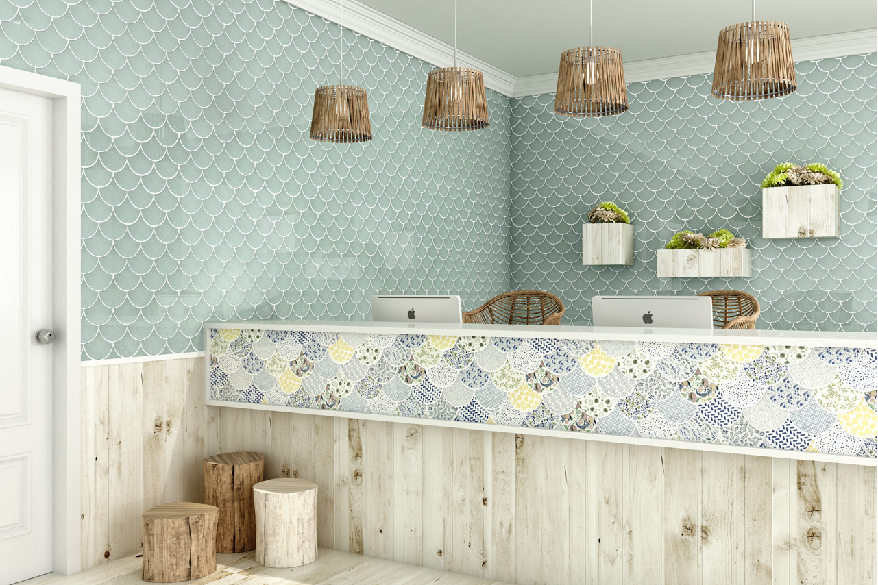 azulejos para hostelería