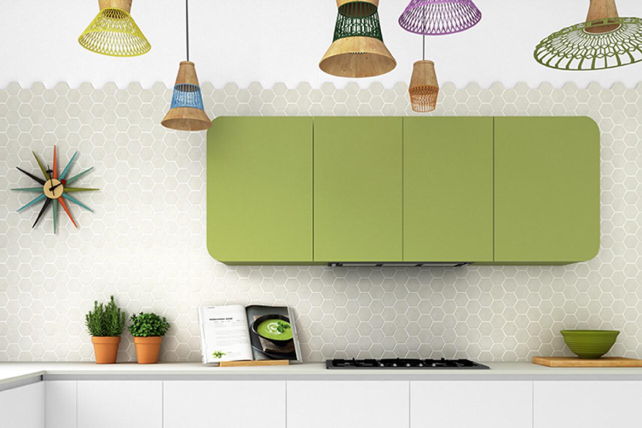 Mosaikfliesen Küchen